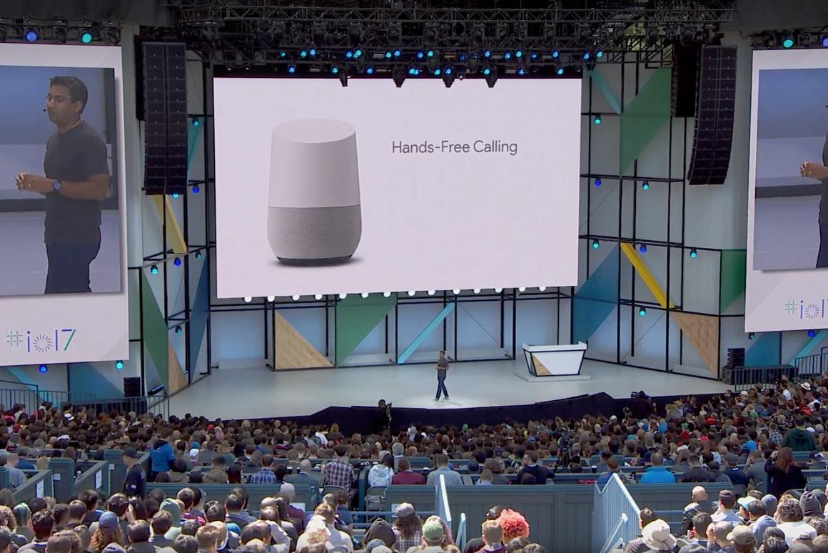 Like its main competitor, Amazon Echo, Google announced that Google Home will support hands-free calling in the coming months