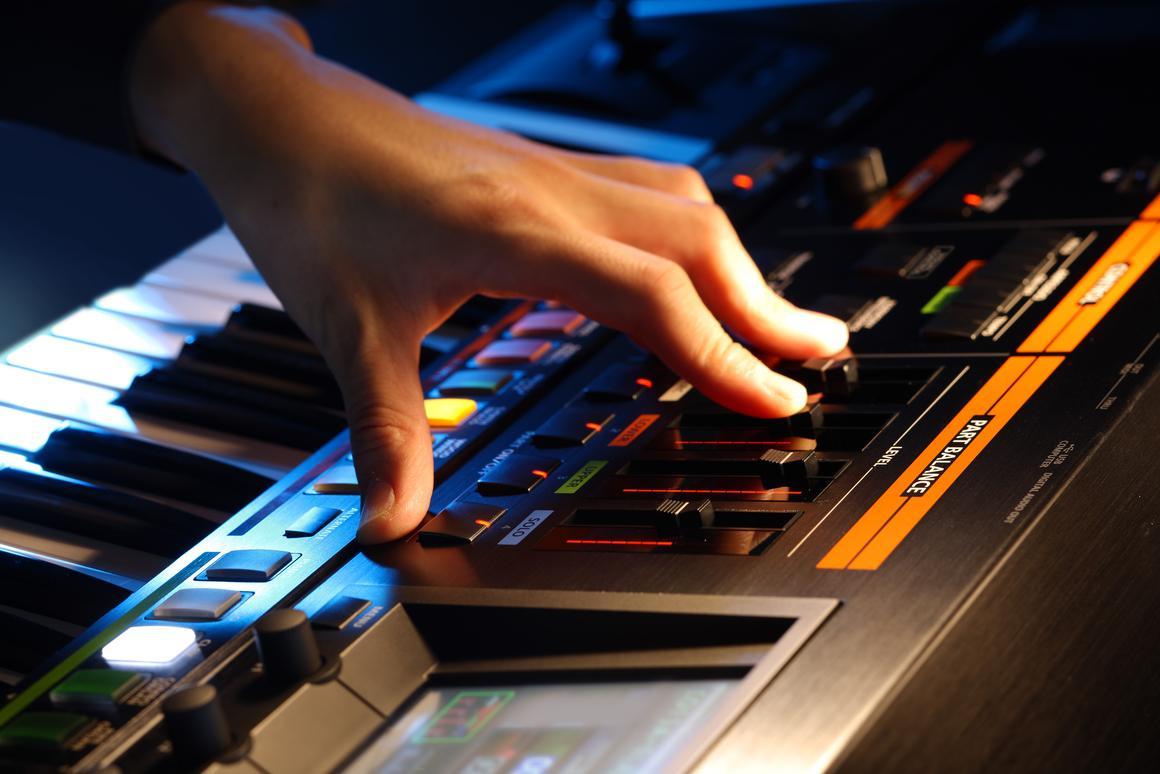 Roland ships authentically expressive JUPITER-80 Synthesizer
