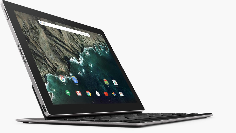 Google's Pixel C convertible laptop