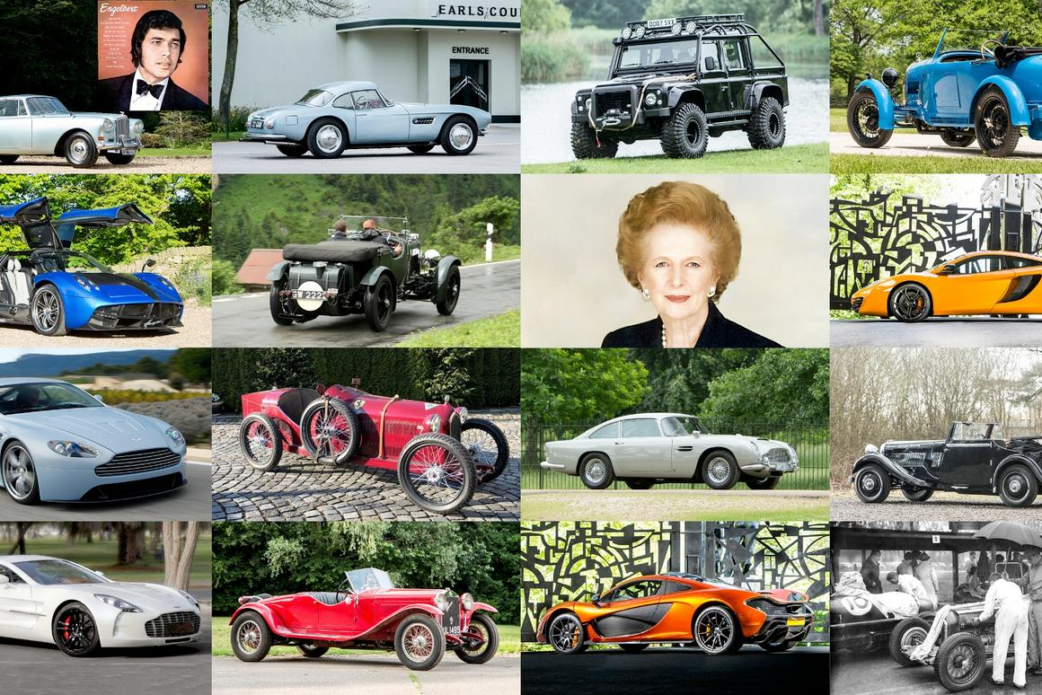 New Atlas looks at the highlights of Bonhams Goodwood Festival of Speed sale