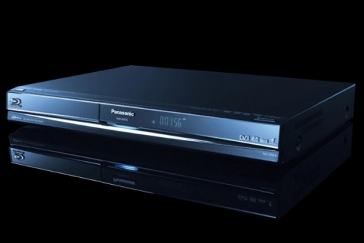 The Panasonic DMR-BW500