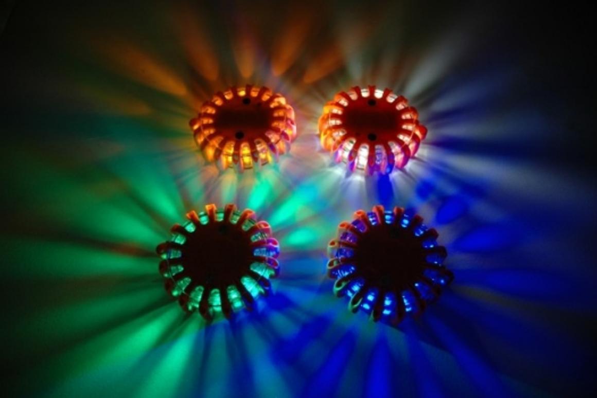 PowerFlare LED safety lights offer safe alternative to