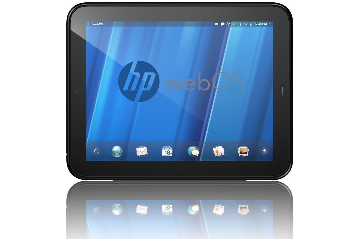 HP has announced its first webOS tablet: the TouchPad - which has a 9.7-inch capacitive touchscreen, is powered by a 1.2GHz Snapdragon processor and comes with either 16GB or 32GB of storage