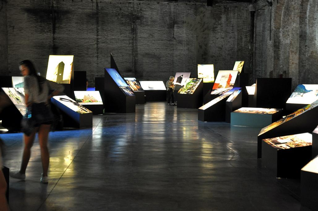 14th Venice International Architecture Exhibition (Photo: Edoardo Campanale)