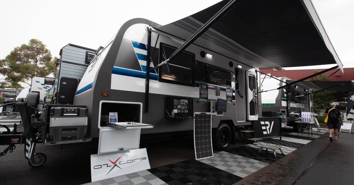 Aussie camper trailers pack Outback-grade mettle, five-star comfort