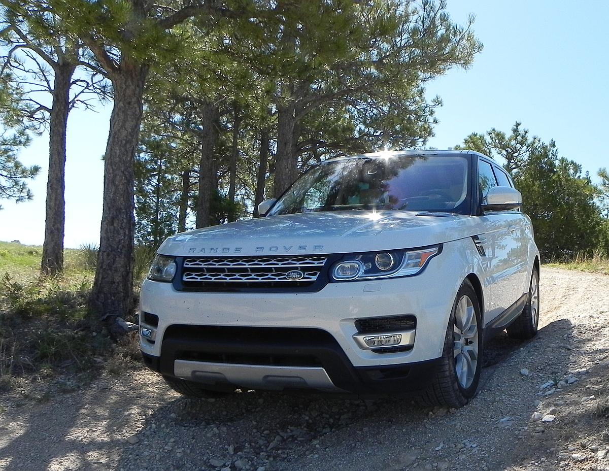 During our week with the Range Rover Sport HSE in diesel, we really came to love its powerplant