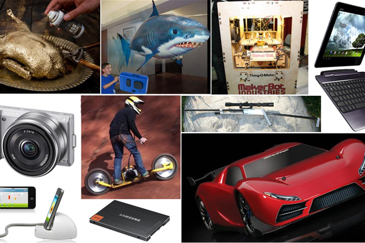 The Top 10 things you CAN have for Christmas 2011