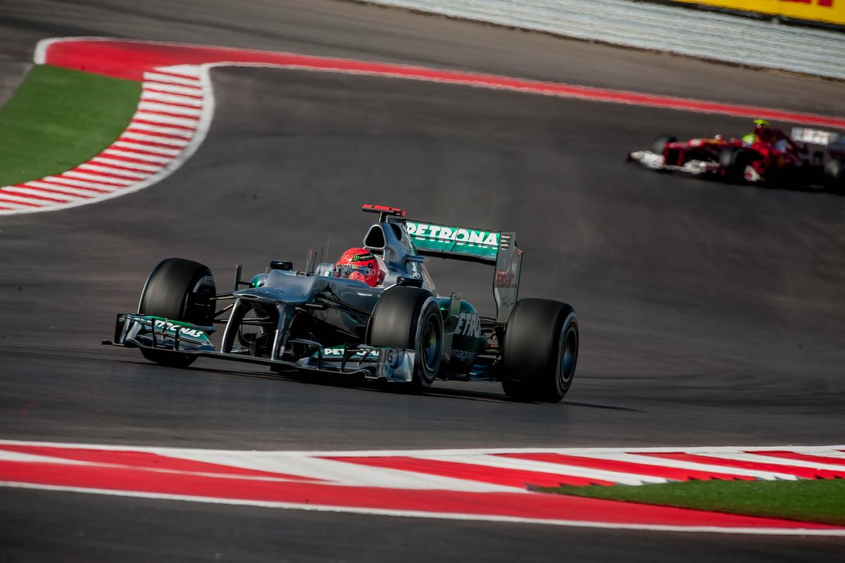 Turn marshals' view: some might call it the best seat in the house (Photo: Circuit of the Americas)