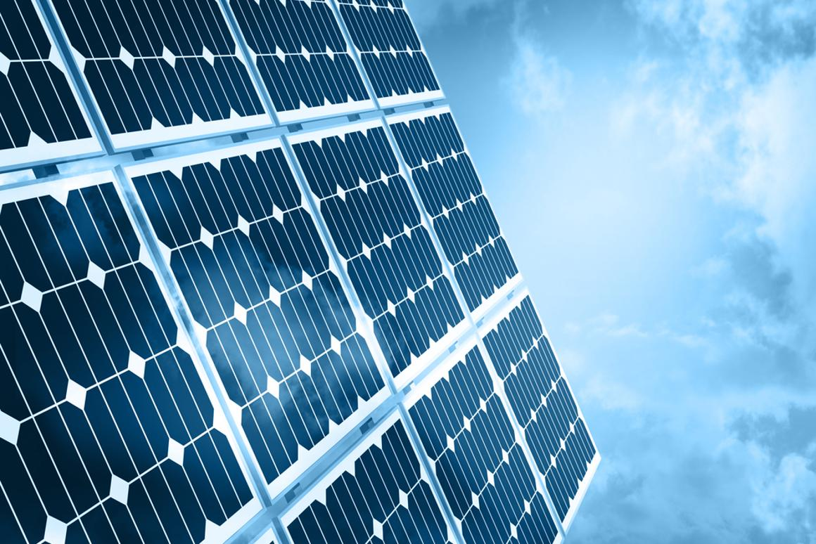 """Using what they call the """"nanoscale sandwich"""" technique, researchers have created ultra-thin solar cells that are just as efficient as conventional thicker ones (Photo via Shutterstock)"""