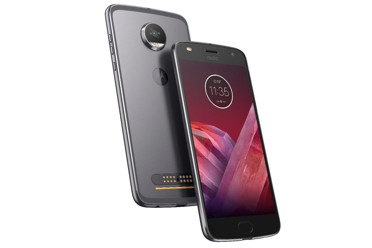 Lenovo unveiled the Moto Z2 Play, the second-gen mid-ranged product in the modular Z lineup