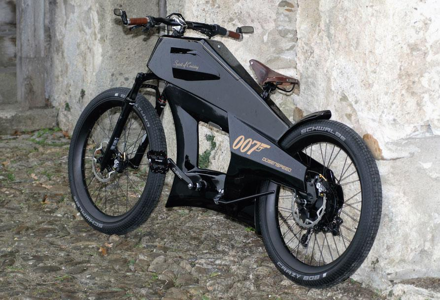 Düsenspeed delivers motorbike performance in retro-inspired e-bike bodies