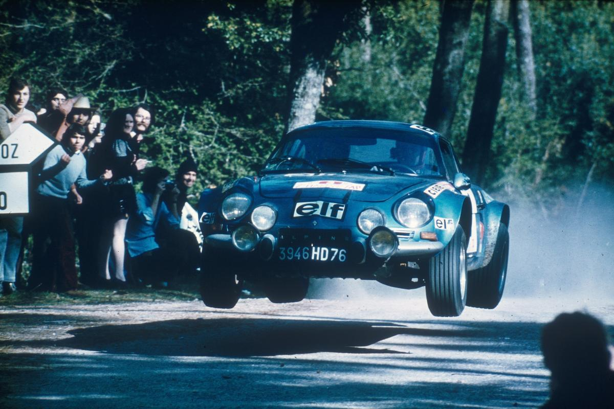 "Renault Alpine A110 ""Berlinette"""