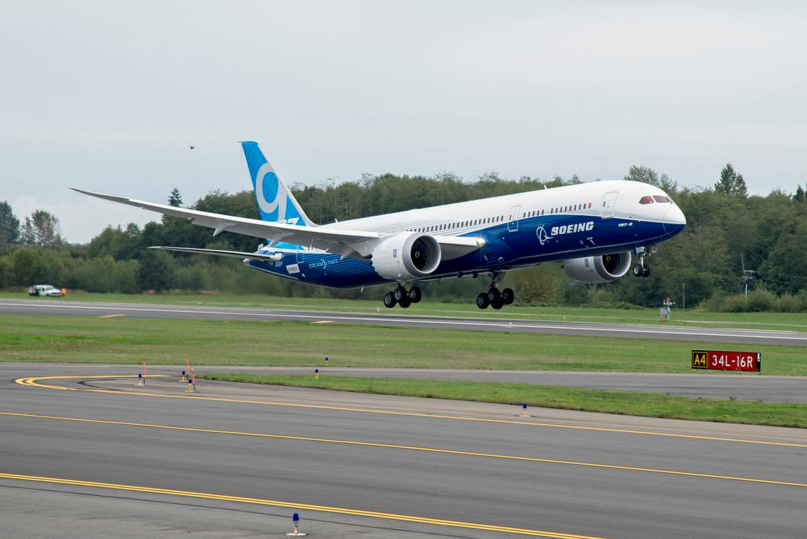 Boeing's 787-9 Dreamliner has begun flight-testing ahead of delivery to launch customer Air New Zealand in mid-2014 (Photo: Boeing)