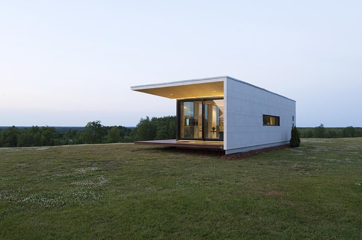 Passion House M1 was designed by Estonian firm Architect 11 (Photo: Architect 11)