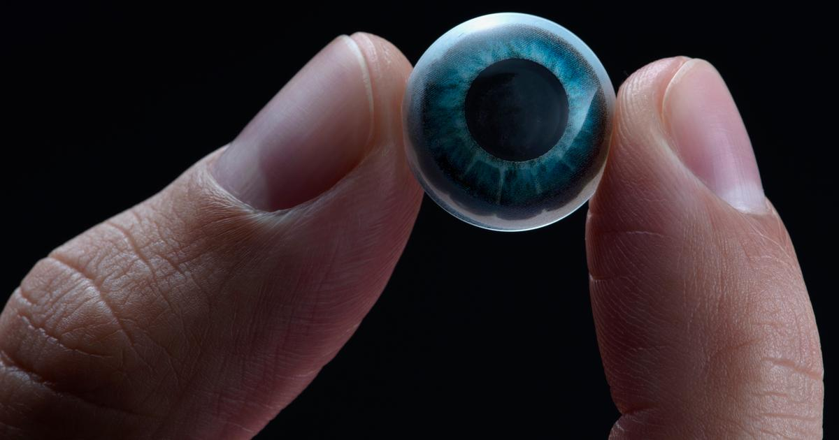 Augmented-reality contact lens is making its way toward production