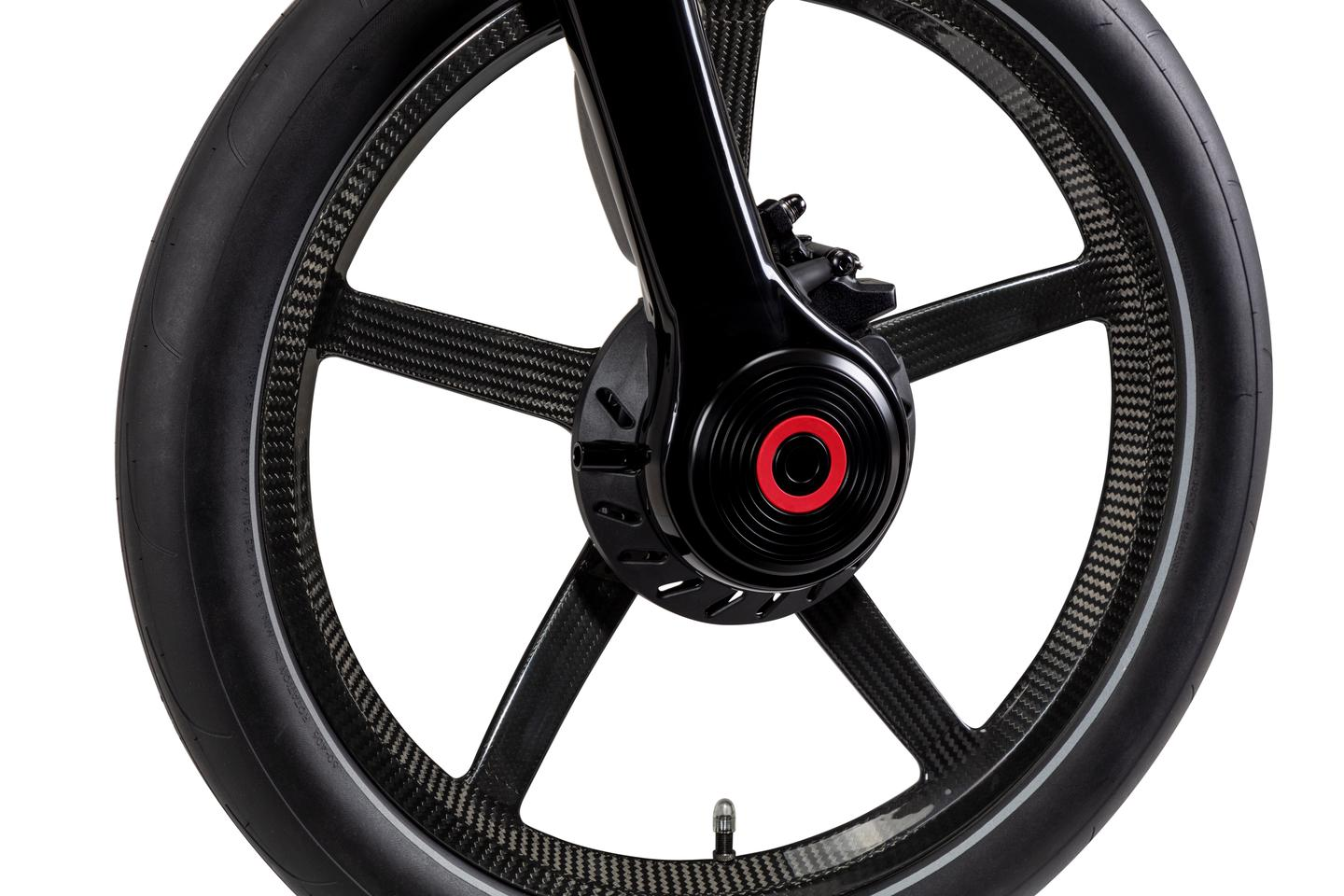 The Gocycle G4 ebikes utilize the more powerful G4drive motor