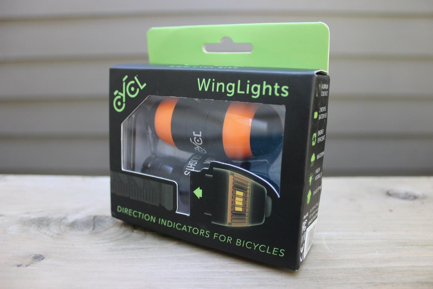 Should you be interested in buying some WingLights for yourself, they can be ordered from Cycl for $50 a pair