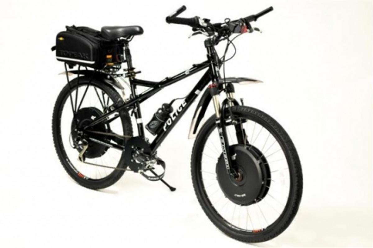 The E+ Electric Bike