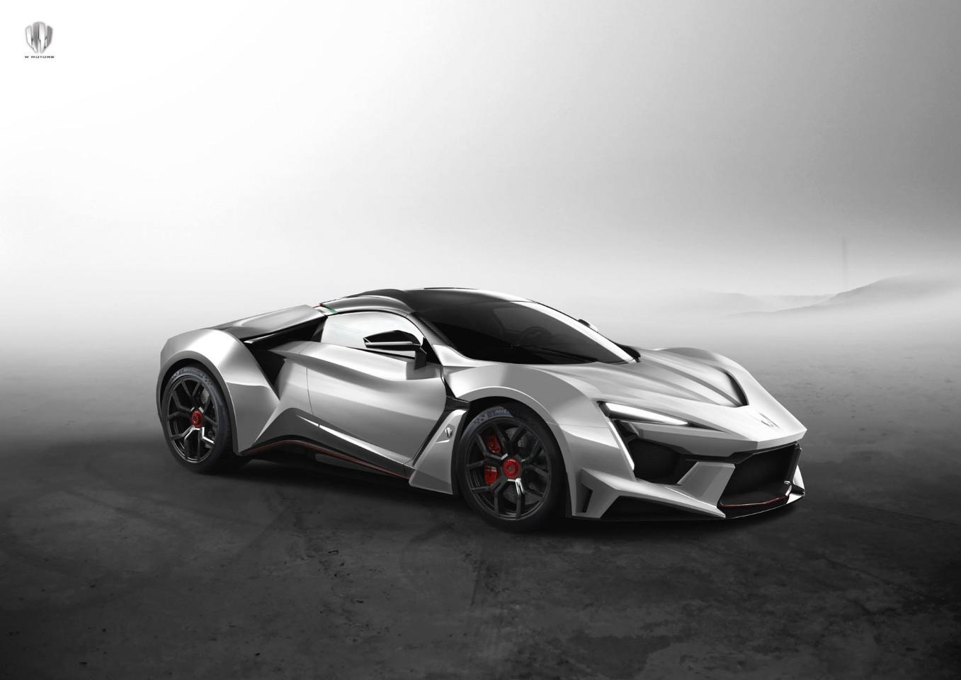 The all-new Fenyr Supersport marries a 900-hp twin-turbo flat-six with an extreme look