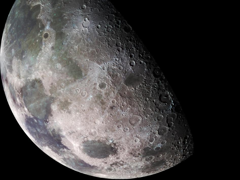LADEE will make a course correction in the coming weeks to put it on course for a controlled lunar impact (Image: NASA)