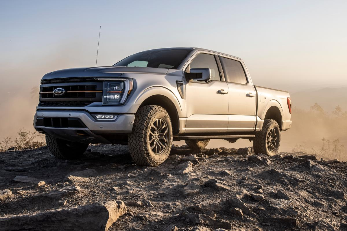 The 2021 Ford F-150 Tremor will launch next summer