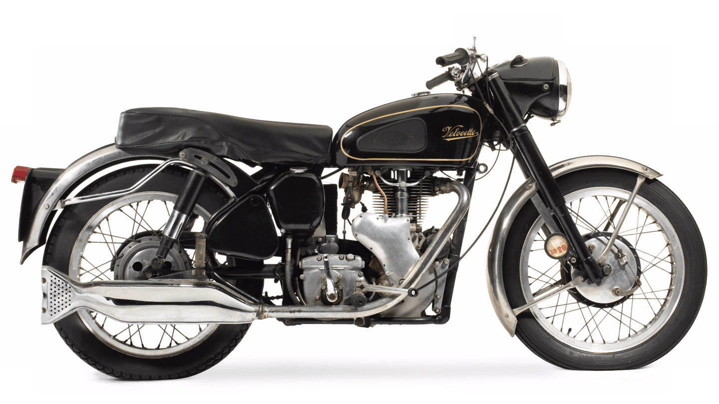 1959 Velocette 499cc Venom Price: £6,325 ($8,403)Auction Description