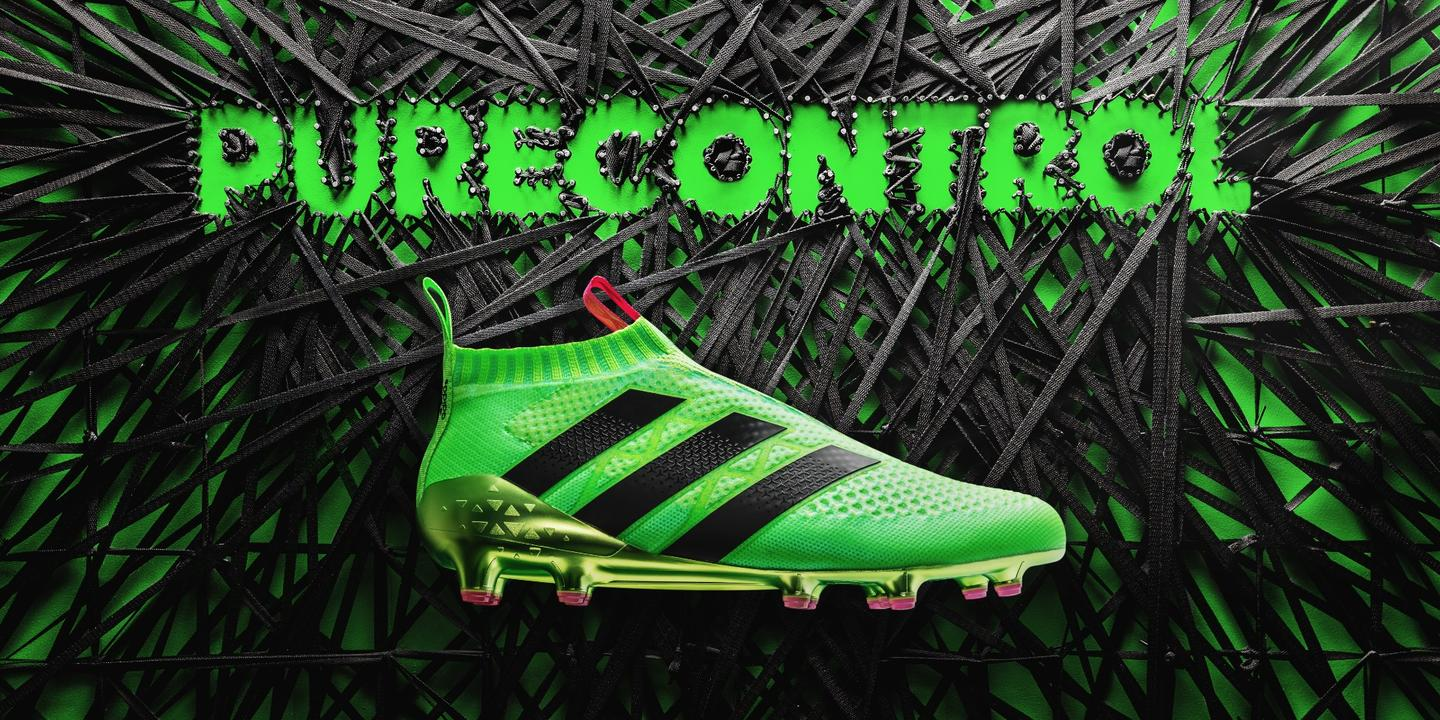 Beginning this weekend, some of the world's most high-profile footballers will slip into the ACE 16+ Purecontrols and take to the field in professional competition