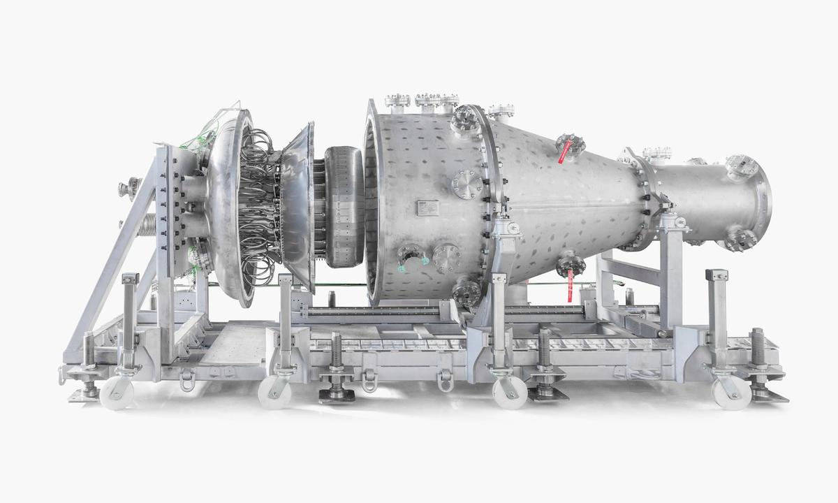 The precooler is an essential element of the SABRE hypersonic engine