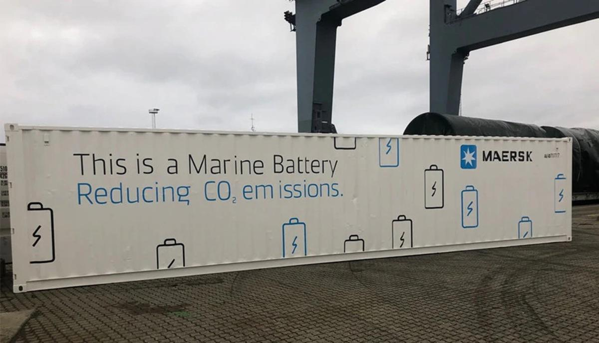 Battery modules will be operating within the container in conjunction with other electrical and control components