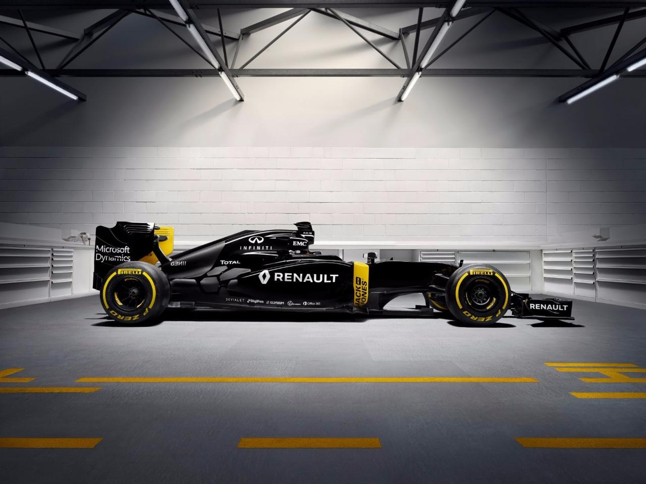 Power will be up around the 652 kW (874 hp) mark, although Renault is coy about the engine's output