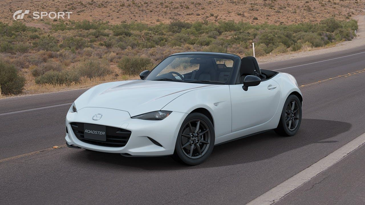 The Mazda MX-5 lovingly recreated in Gran Turismo Sport