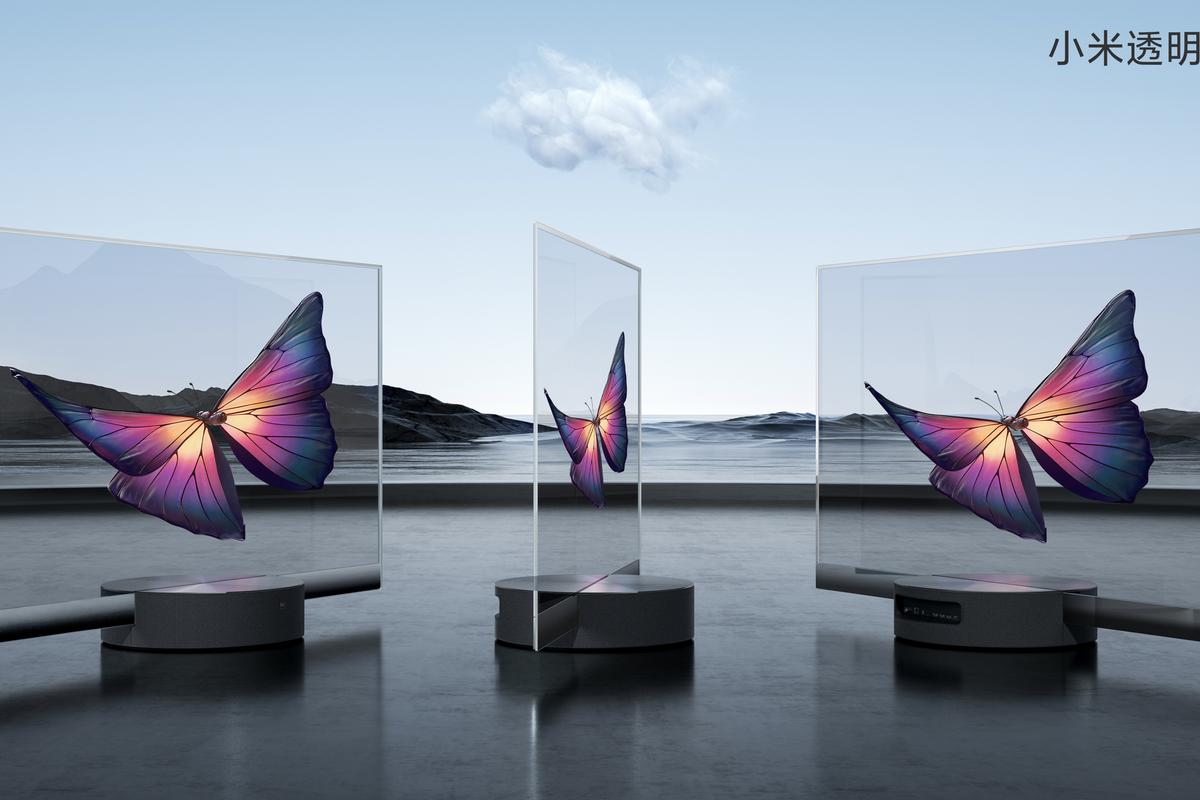 The 55-inch transparent OLED TV goes on sale in China from August 16