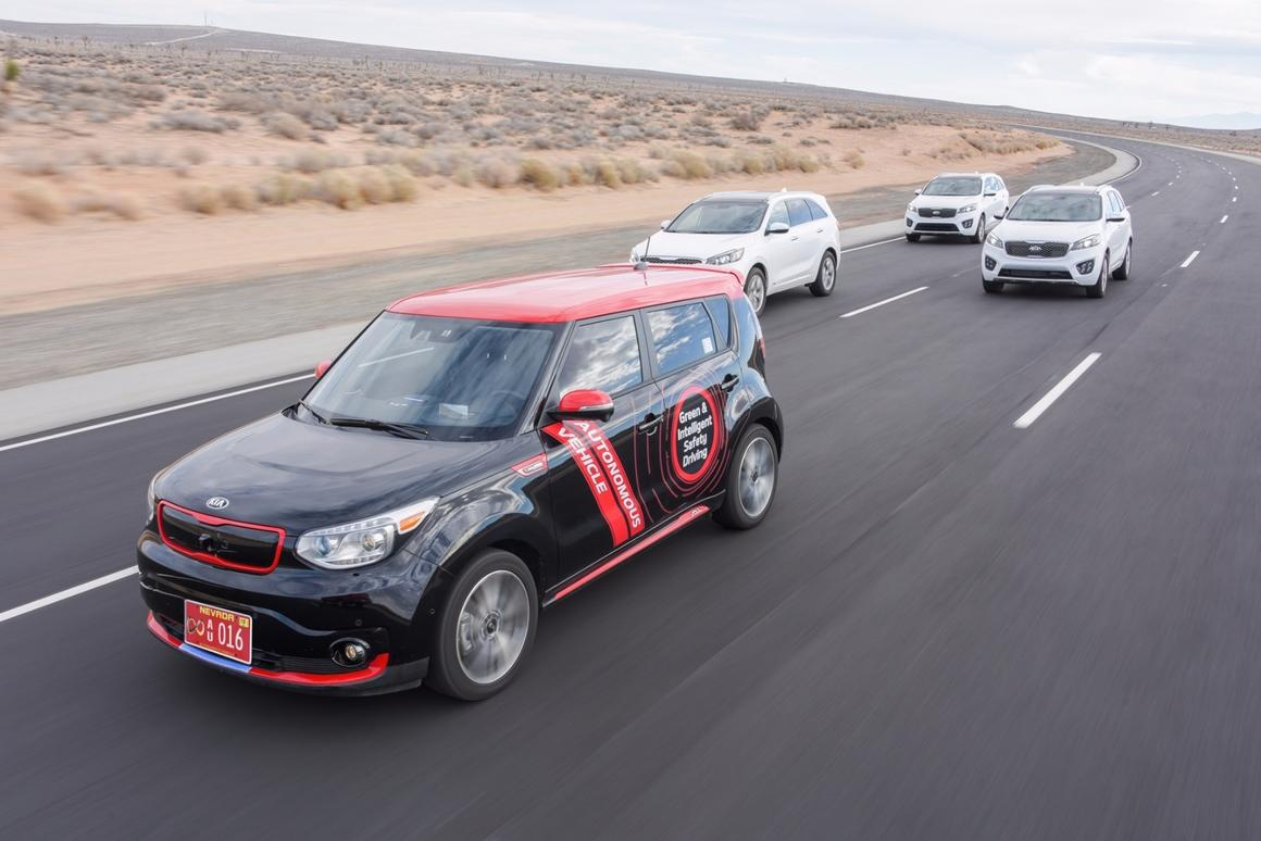 Kia says its Drive Wise technologies are primarily designed to make driving safer and easier, as well as to reduce or eliminate some of the more humdrum aspects of driving