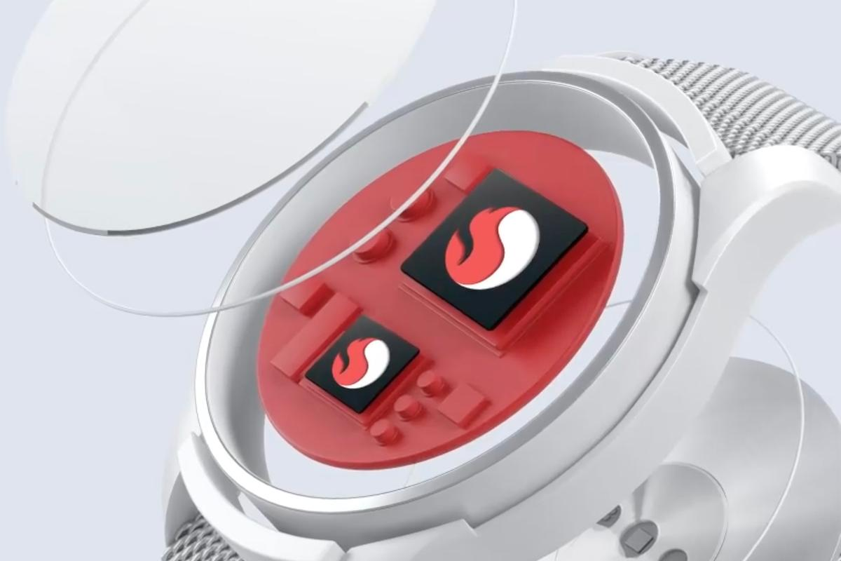 Qualcomm has a new platform for smartwatches to build on