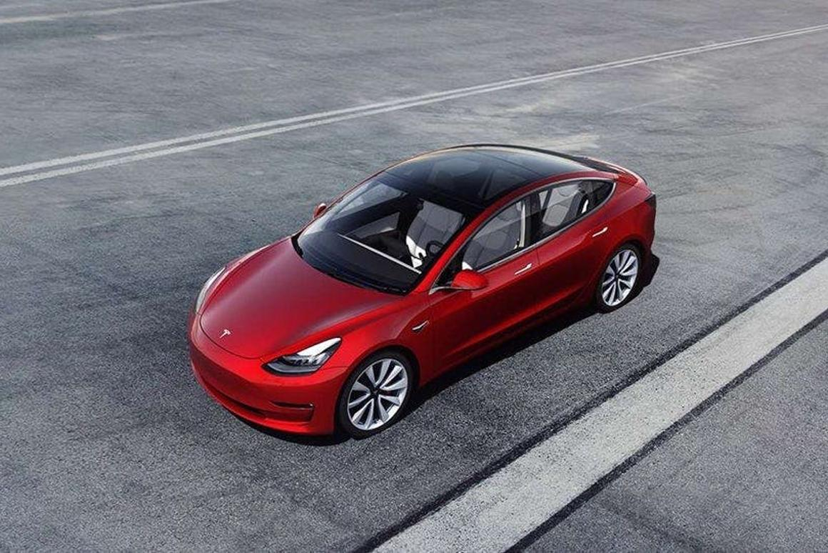 Tesla's long-promised $35,000 Model 3 is finally up for sale