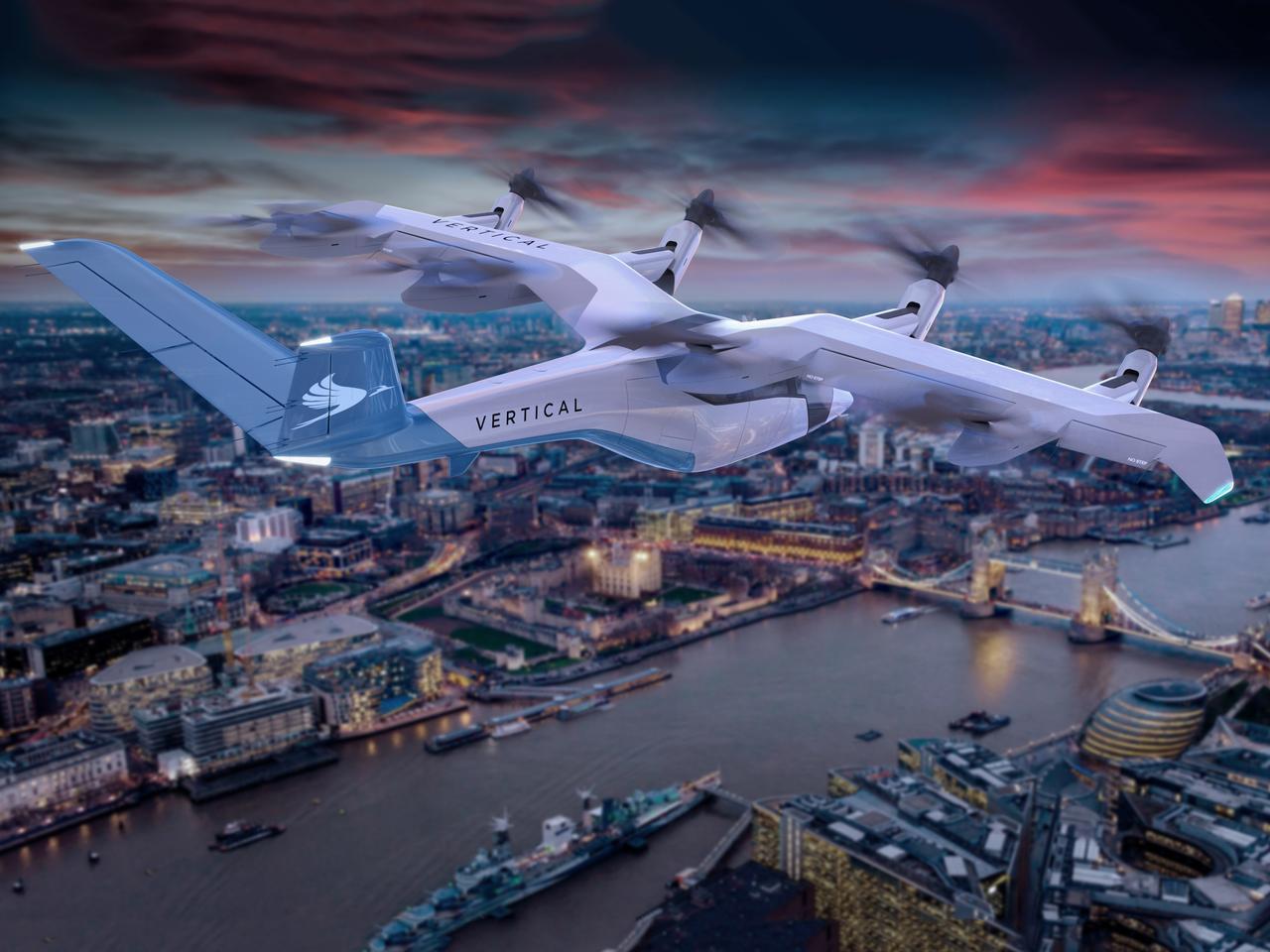 Vertical Aerospace has unveiled the design of its upcoming VA-1X tilt-rotor eVTOL air taxi