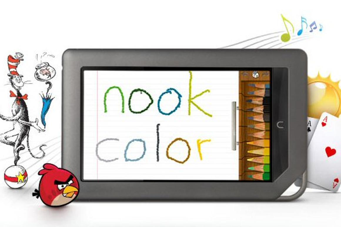 Together with a platform update, Barnes & Noble has given the NOOK Color email, social networking, Flash support, apps and more