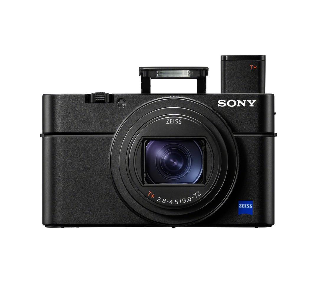 Sony RX100 VI: has a pop-up EVF as well as a pop-up flash to ruin your photos