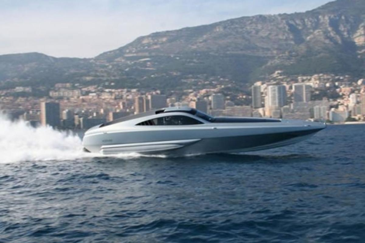 XSR48 superyacht