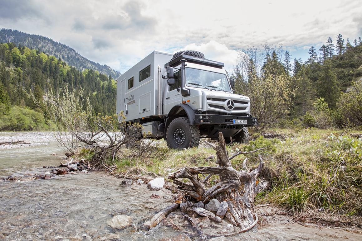 All Terrain Campers >> Moghome All Terrain Motorhome Says What It Does Does What