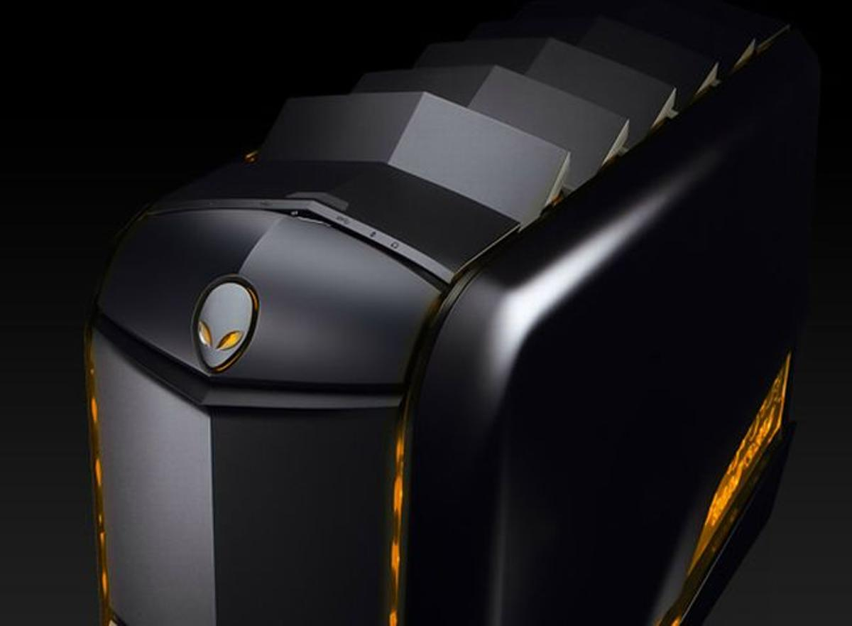Alienware has updated its lineup of desktop PCs with Alienware Aurora R4, featuring liquid-cooled Intel Core i7 3000-series six-core CPUs and active venting