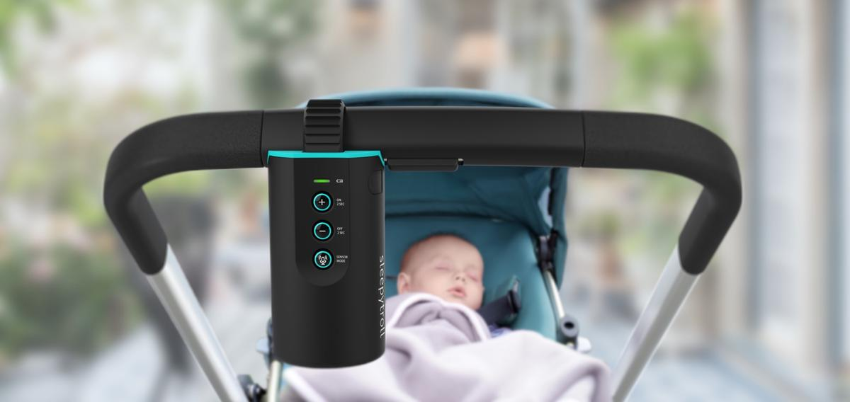 Because it can be used outdoors on strollers, Sleepytroll is water-resistant