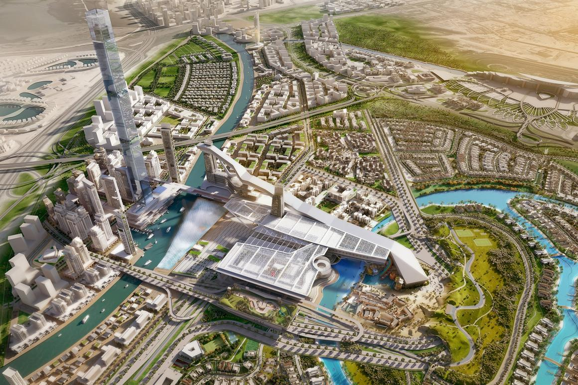 Dubai's Meydan One will feature leisure, residential and hospitality destinations