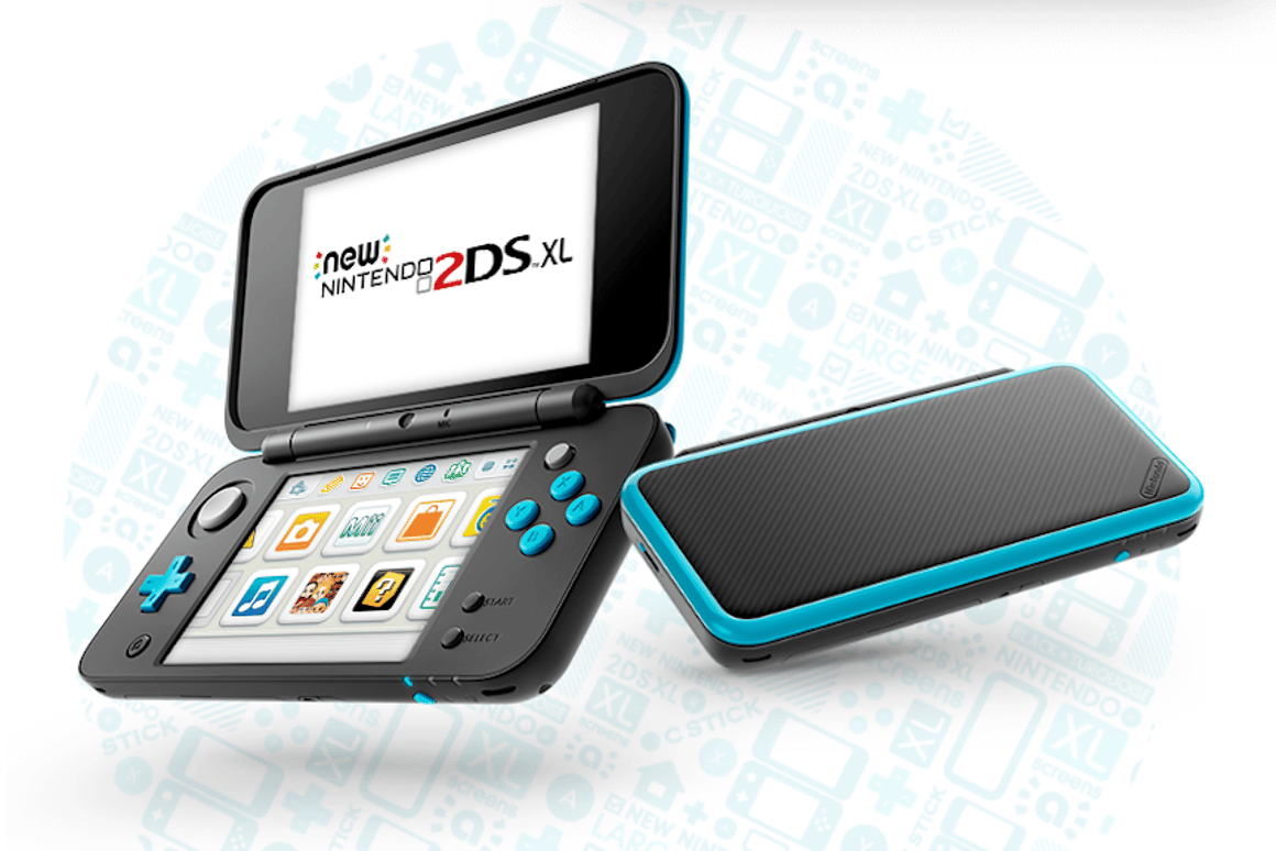 The New Nintendo 2DS XL sports a larger screen and better processor than the original 2DS, adds some functionality and brings back the clamshell design