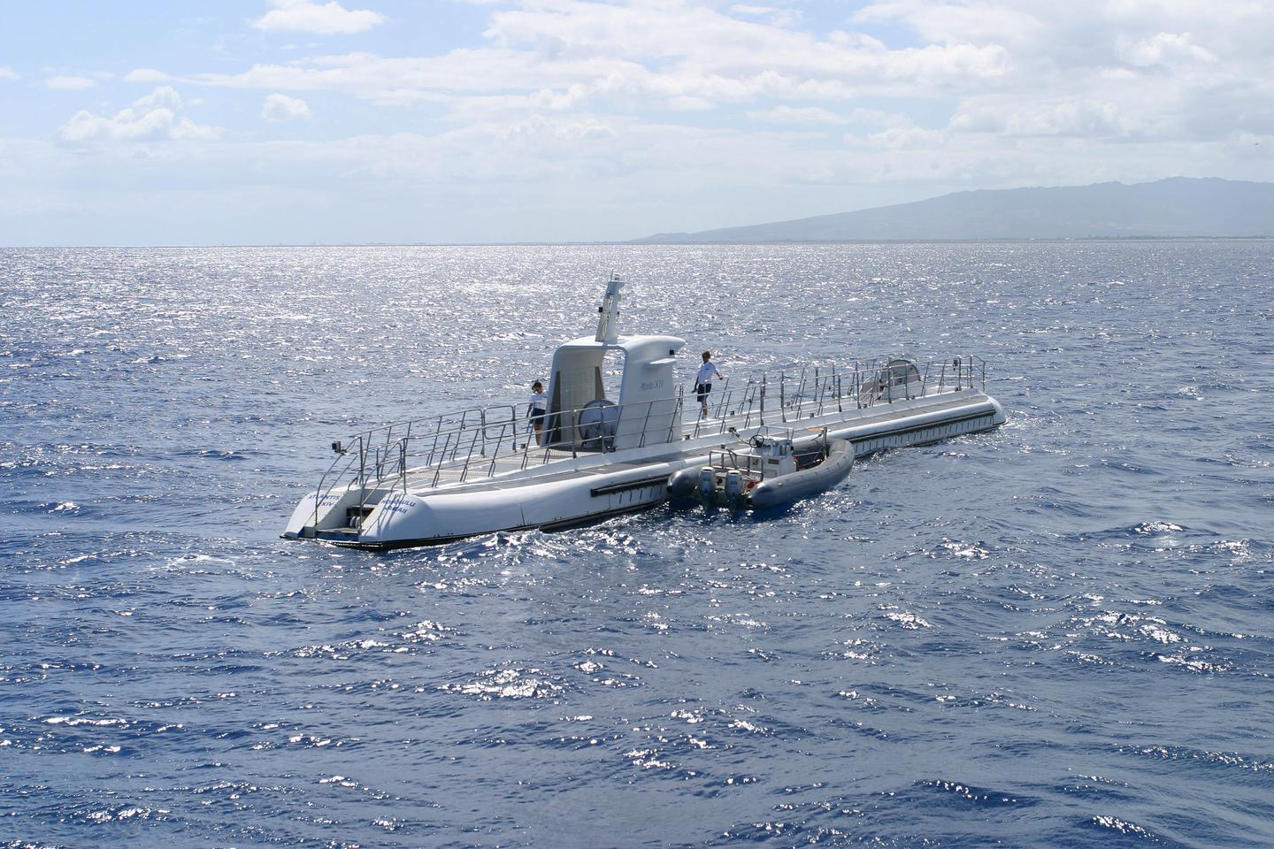 Could submarines be used to stop typhoons?(Photo: Georgio40)