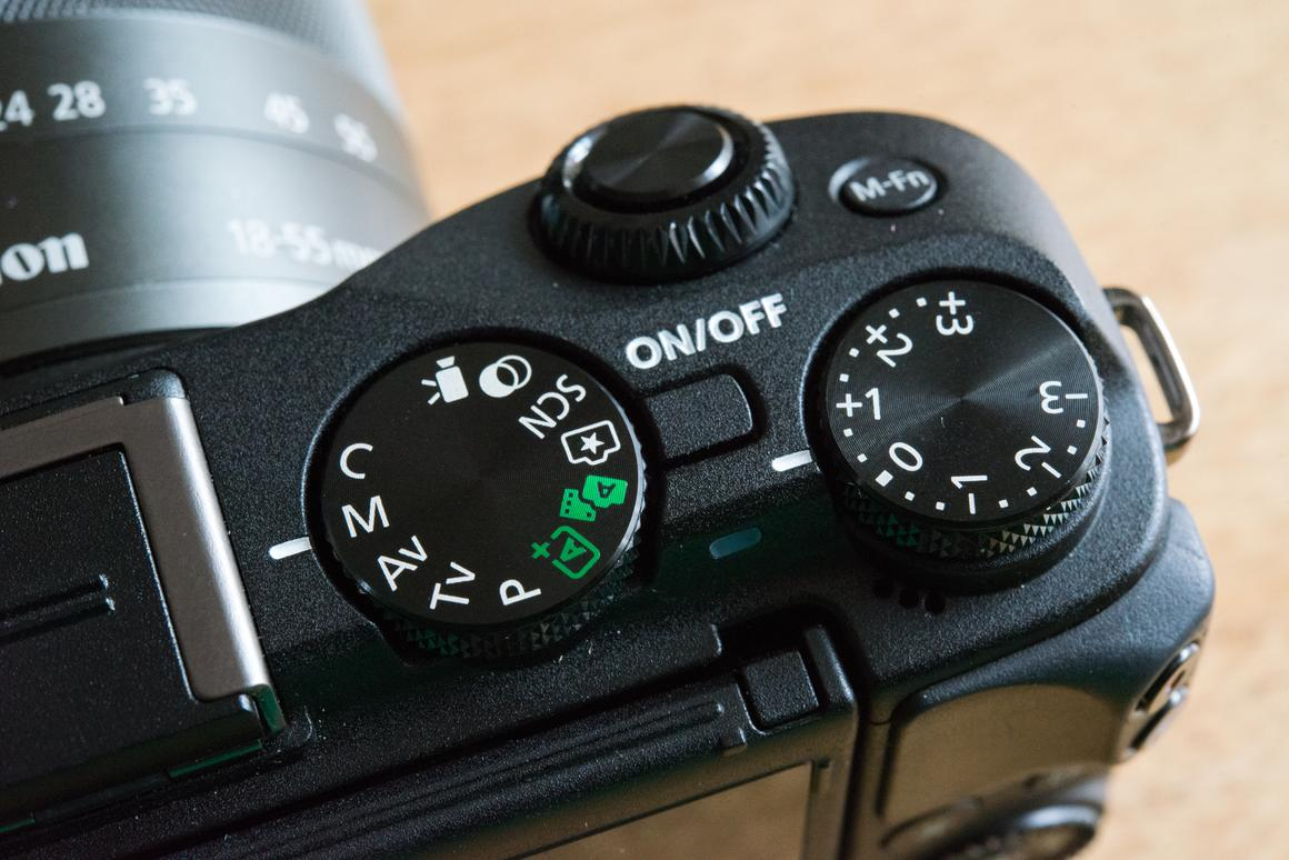 Understanding the buttons and dials on your new camera