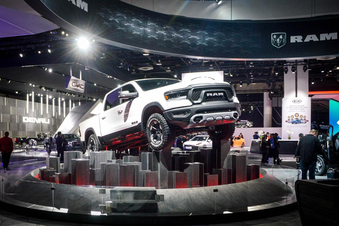 A huge amount of engineering lies underneath all that new bodywork on the 2019 Ram 1500