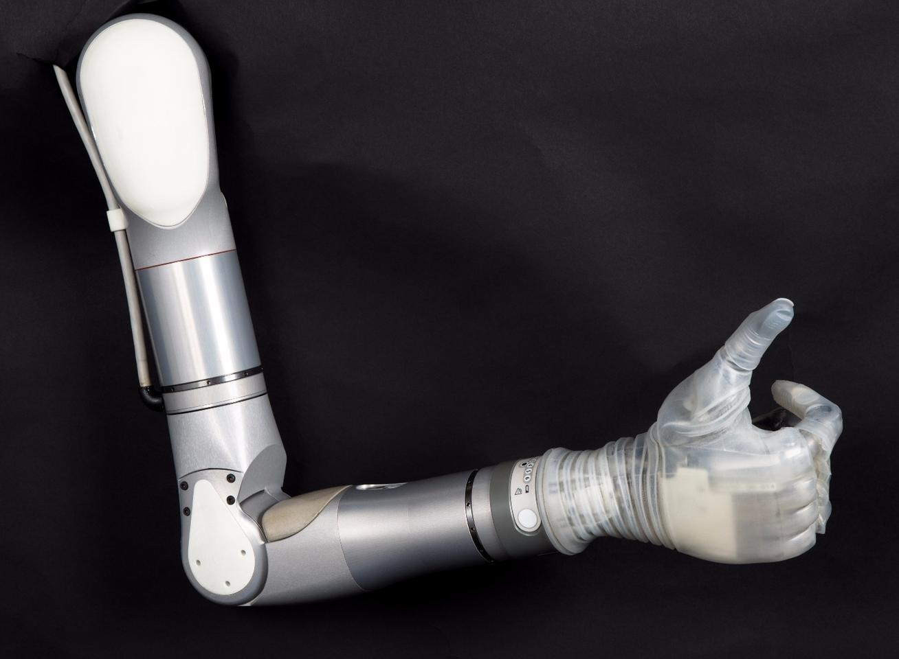 The LUKE arm willbecomeavailable from medical providers later this year