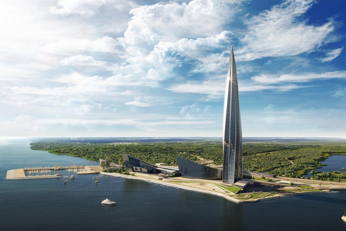 The Lakhta Center, by Gorproject and RMJM, has been declared the world's best new skyscraper by information specialist Emporis during its annual Skyscraper Award