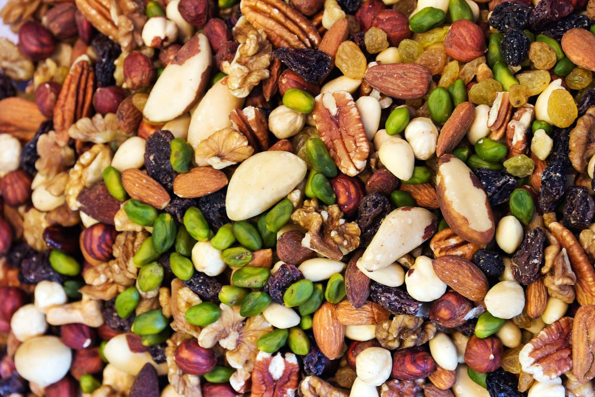 A new study reveals why you should go nuts ... for nuts